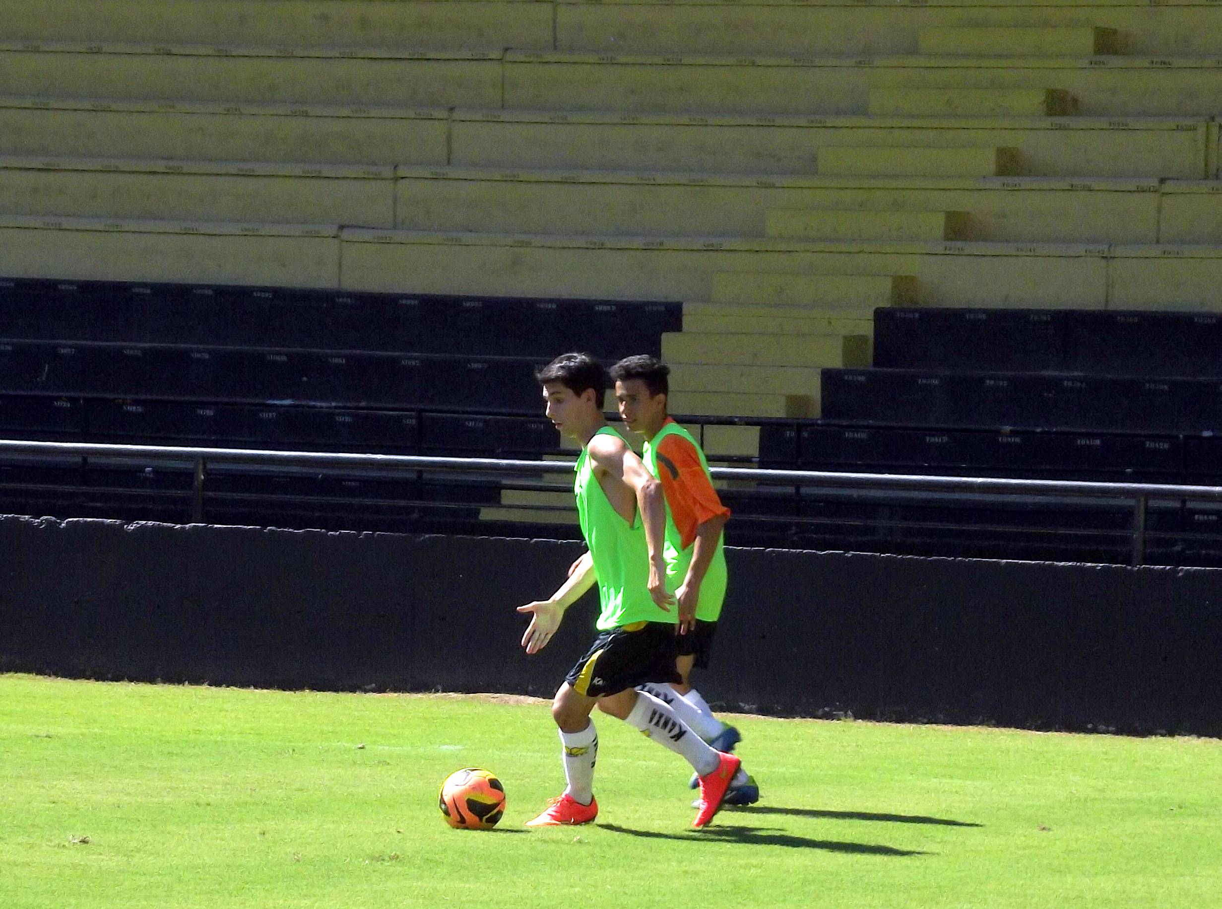 Sub-17 inicia a disputa da Copa do Brasil
